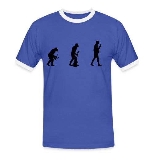Evolution  - Men's Ringer Shirt