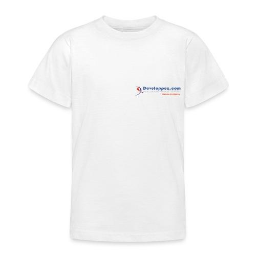 T-shirt enfant petite bannière - T-shirt Ado