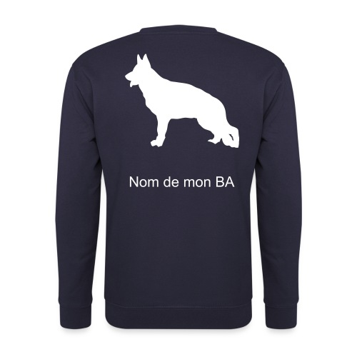 Pull BA stylisé - Sweat-shirt Homme