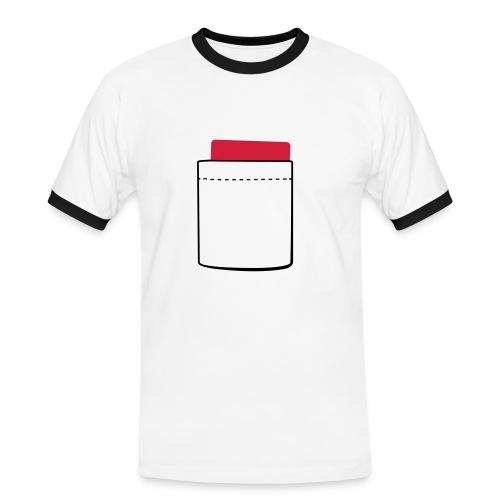 PEACEY OFF - Men's Ringer Shirt