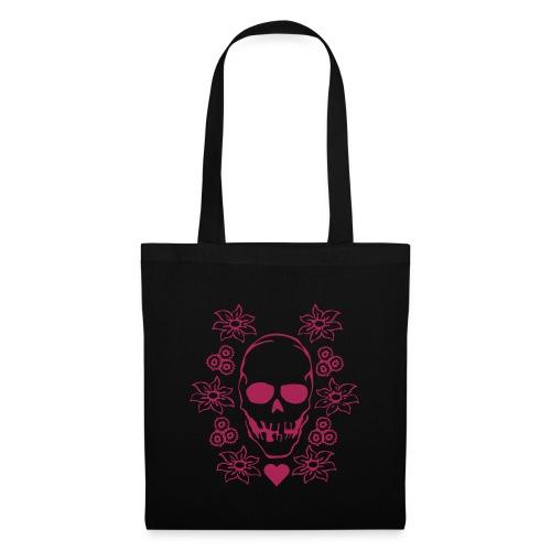 Skull Tote Bag - Tote Bag
