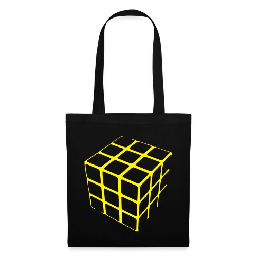 Rubiks Tote Bag - Tote Bag