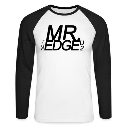 Popmart Mr. The Edge - Men's Long Sleeve Baseball T-Shirt