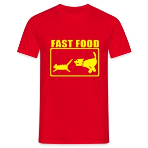 Fast Food [MIM] - Men's T-Shirt