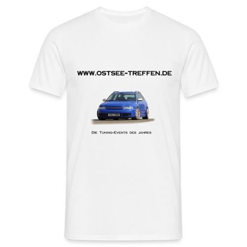 Ostsee-Treffen - Männer T-Shirt