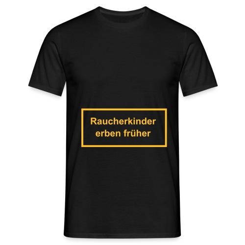 Sprüche-T-Shirt - Männer T-Shirt