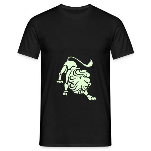 Motive-T-Shirt, Sternzeichen - Männer T-Shirt