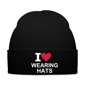 'Hats' hat - Winter Hat