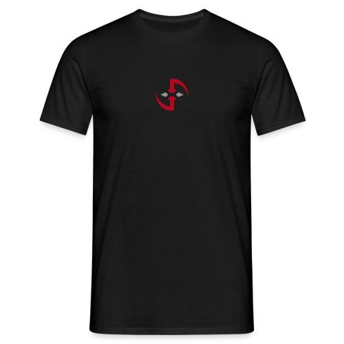 OCRANA Fanshirt mit Backprint - Männer T-Shirt