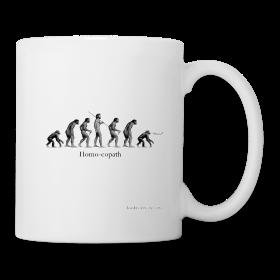 Homo-eopath Mug ~