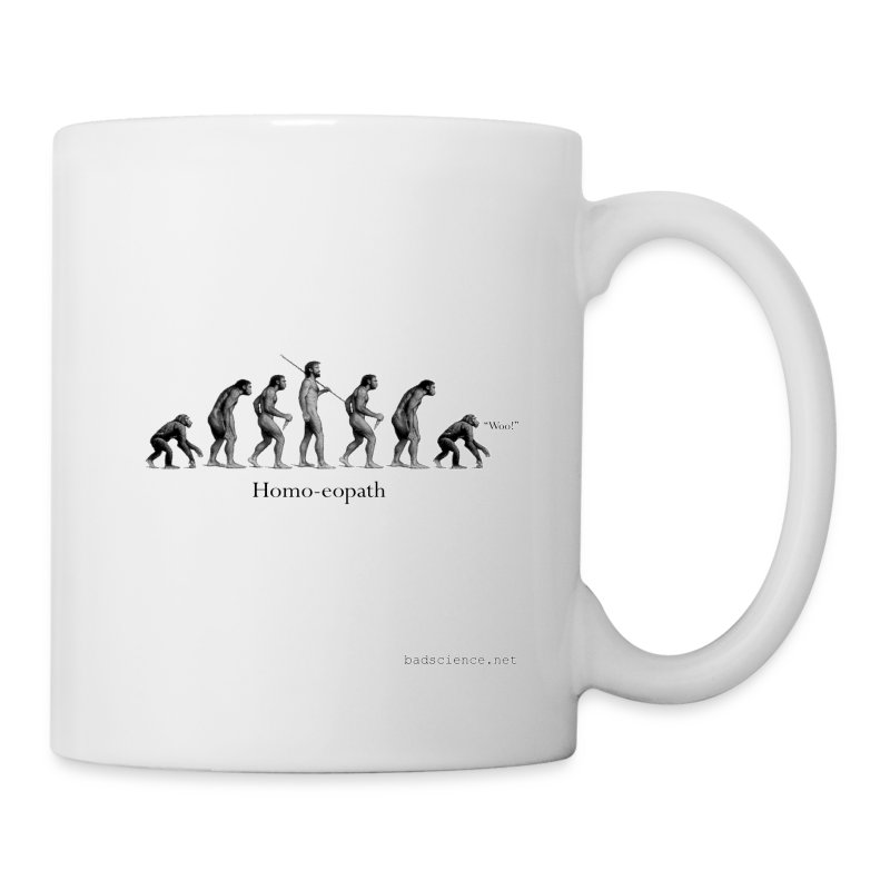 Homo-eopath Mug - Mug