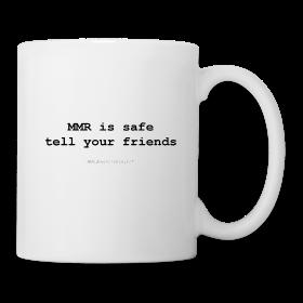 MMR is safe... ~ 0