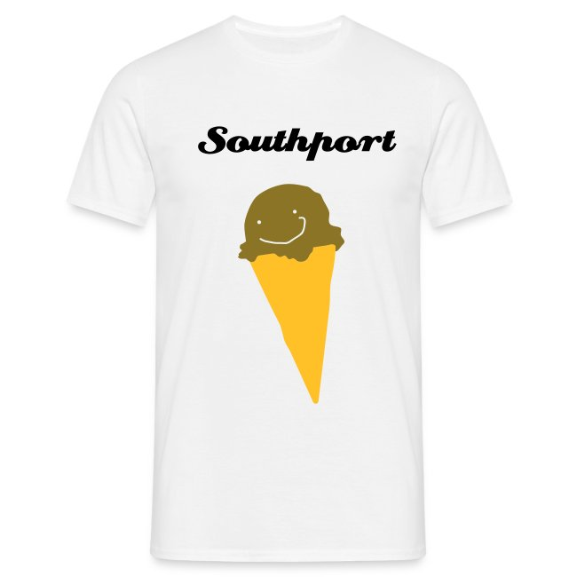 Southport Ice Cream! White
