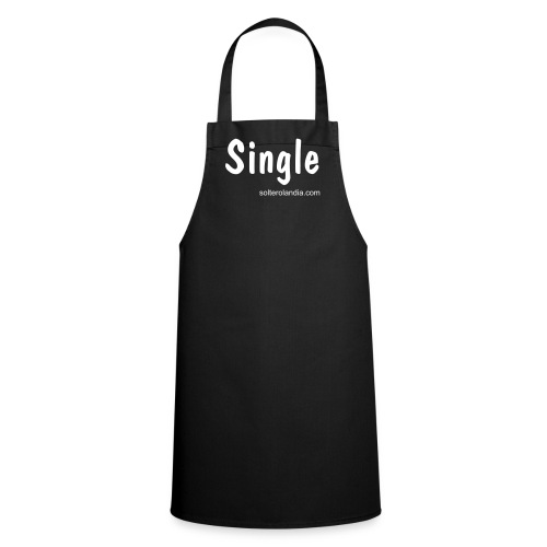 delantal single - Delantal de cocina