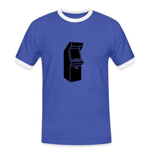 Arcade - Männer Kontrast-T-Shirt