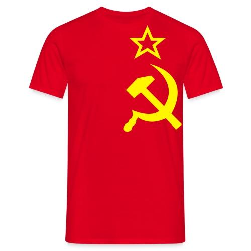 Sowjet-Heim - Männer T-Shirt
