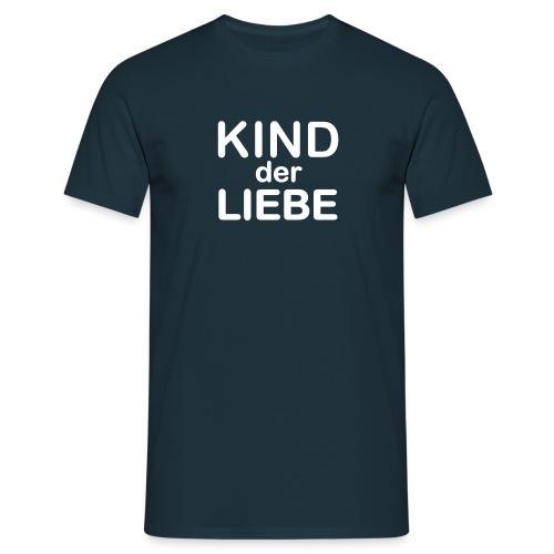 Kind der Liebe - Männer T-Shirt
