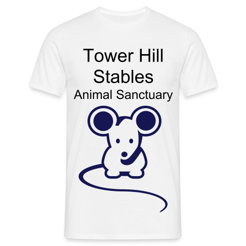 Tower Hill Stables Mouse T - Men's T-Shirt