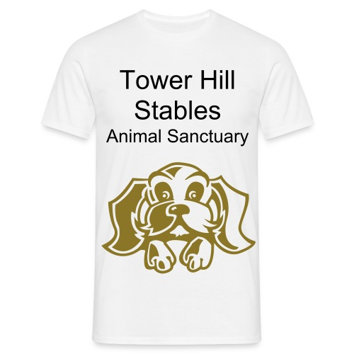 Tower Hill Stables Dog T - Men's T-Shirt
