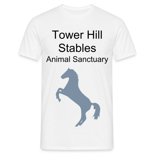 Tower Hill Stables Horse T - Men's T-Shirt