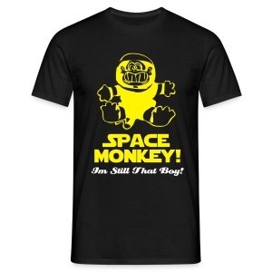 Space Monkey - Men's T-Shirt