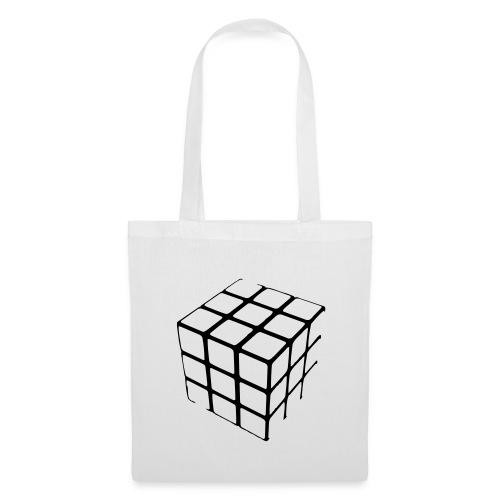 Black Rubic Bag - Tote Bag