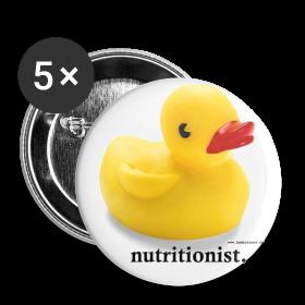 Lovely Duck Badge ~ 0
