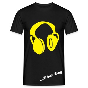 Headphones 2 - Men's T-Shirt