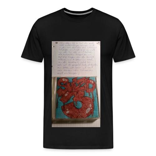 sui 3 T-shirt - Männer Premium T-Shirt