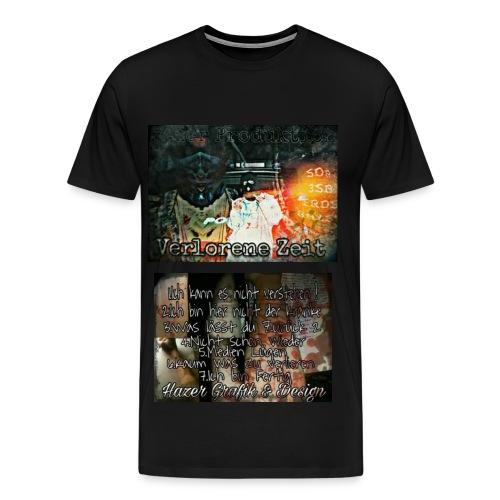 Verlorene Zeit T-shirt - Männer Premium T-Shirt