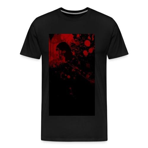 das Album roh Bild T-shirt - Männer Premium T-Shirt