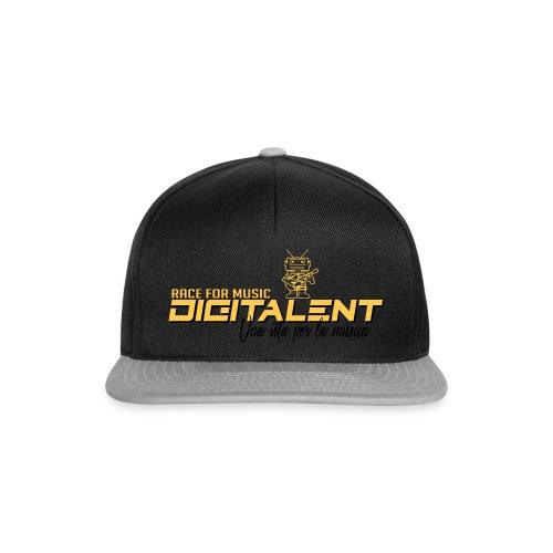 digitale 001 - Snapback Cap