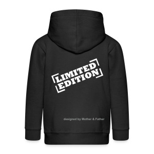 LIMITED EDITION CHILD - Kids' Premium Zip Hoodie