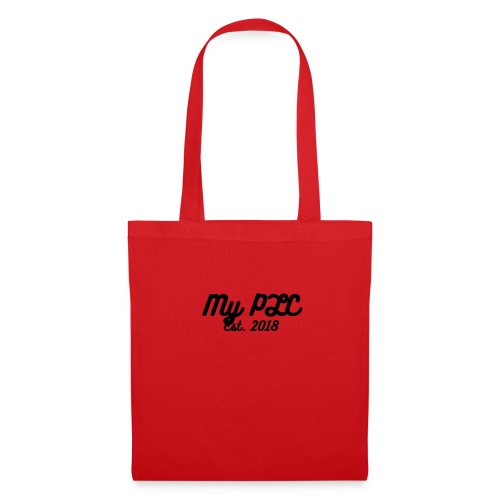My PLC Red Tote Bag - Tote Bag
