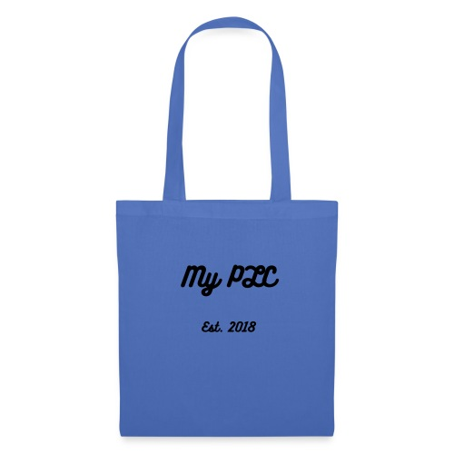 My PLC Blue Tote Bag - Tote Bag