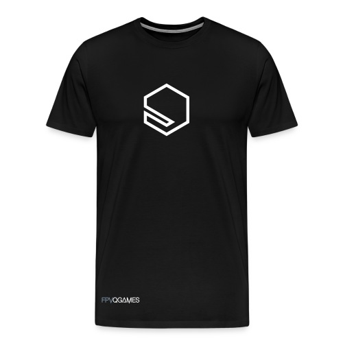 TS-FPVQG-01 - Camiseta premium hombre