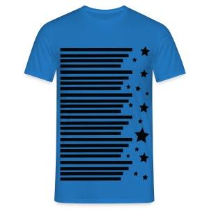 stripes & stars Men's T-Shirt - Men's T-Shirt