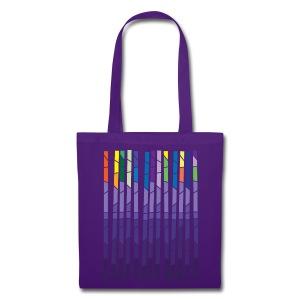 geometrical pattern Tote Bag - Tote Bag