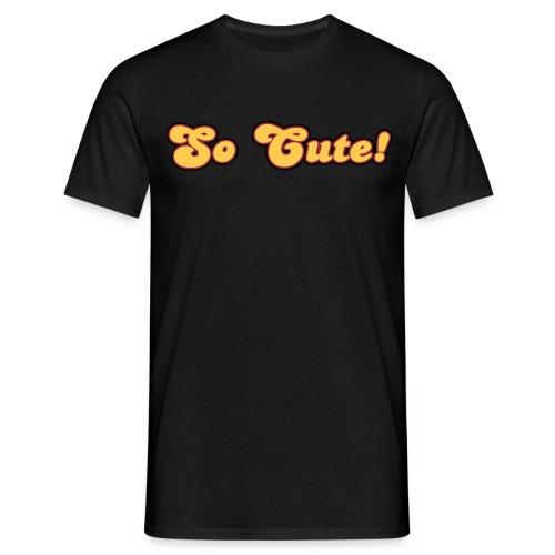Tshirt Homme So Cute - T-shirt Homme