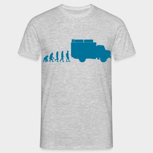 4x4 Evolution Kurzhauber - T-Shirt - Männer T-Shirt