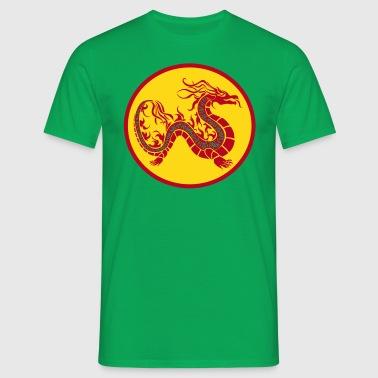 Dragon Chine - T-shirt Homme