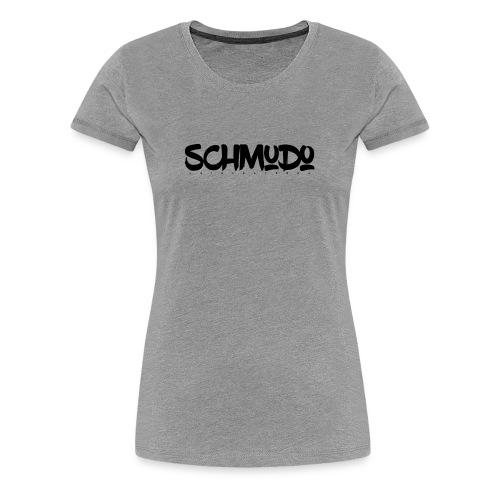 Flexdruck glatt - Frauen Premium T-Shirt