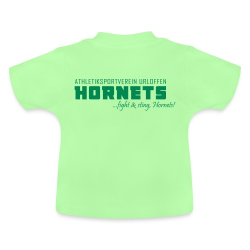 Baby Shirt Hornet line - Baby T-Shirt