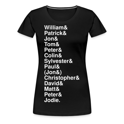 The Doctors - Women's Premium T-Shirt