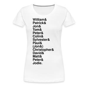 The Doctors - Women's Premium T-Shirt