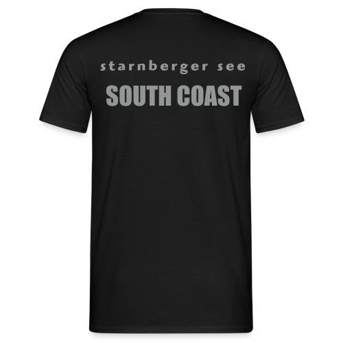 Starnberger See SOUTH COAST - Männer T-Shirt