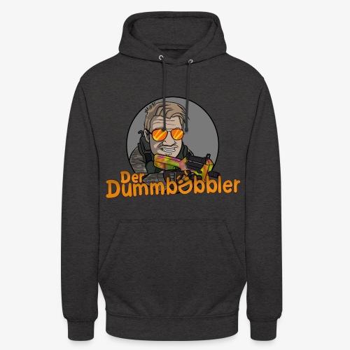 DerDummbabbler Unisex Hoodie türkies Logo - Unisex Hoodie