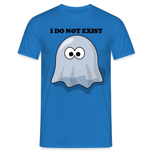 I Do Not Exist - Men's T-Shirt