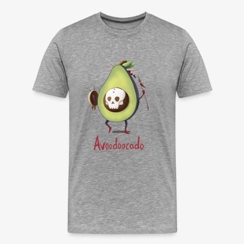 The Avoodoocado Men - Männer Premium T-Shirt