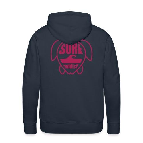 Pink Surf Addict - Men's Premium Hoodie